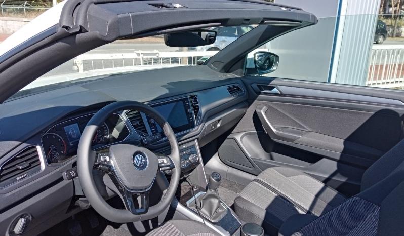 Volkswagen T Roc Cabrio 1.5 TSI completo