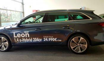 SEAT Leon Sportstourer completo