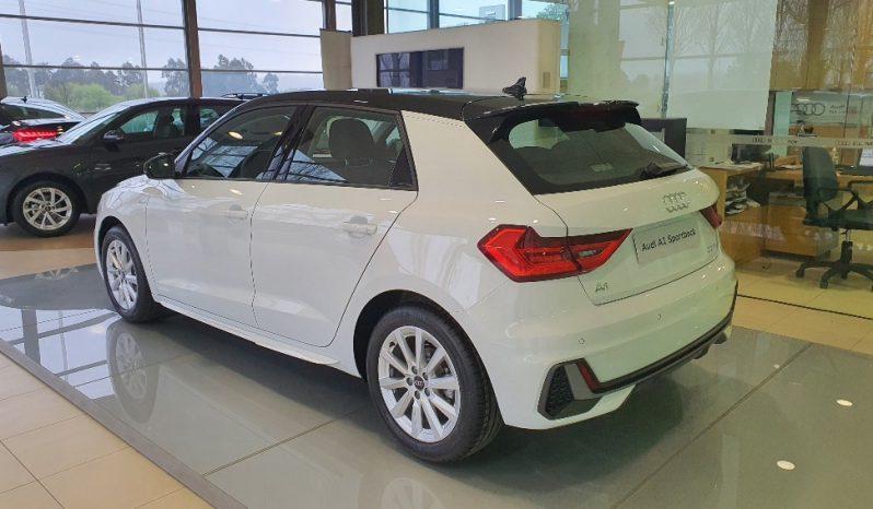 Audi A1 30 TFSI S line completo